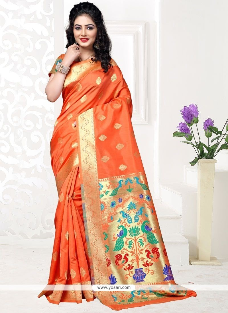 Dilettante Art Silk Traditional Saree