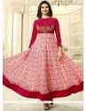 Prachi Desai Embroidered Work Anarkali Suit