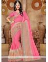 Heavenly Fancy Fabric Designer Saree