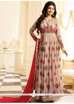 Ayesha Takia Lace Work Floor Length Anarkali Suit