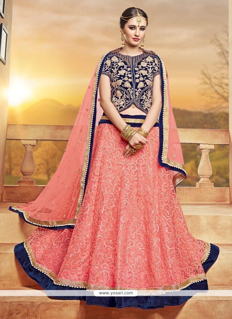 Magnificent Fancy Fabric Lehenga Choli