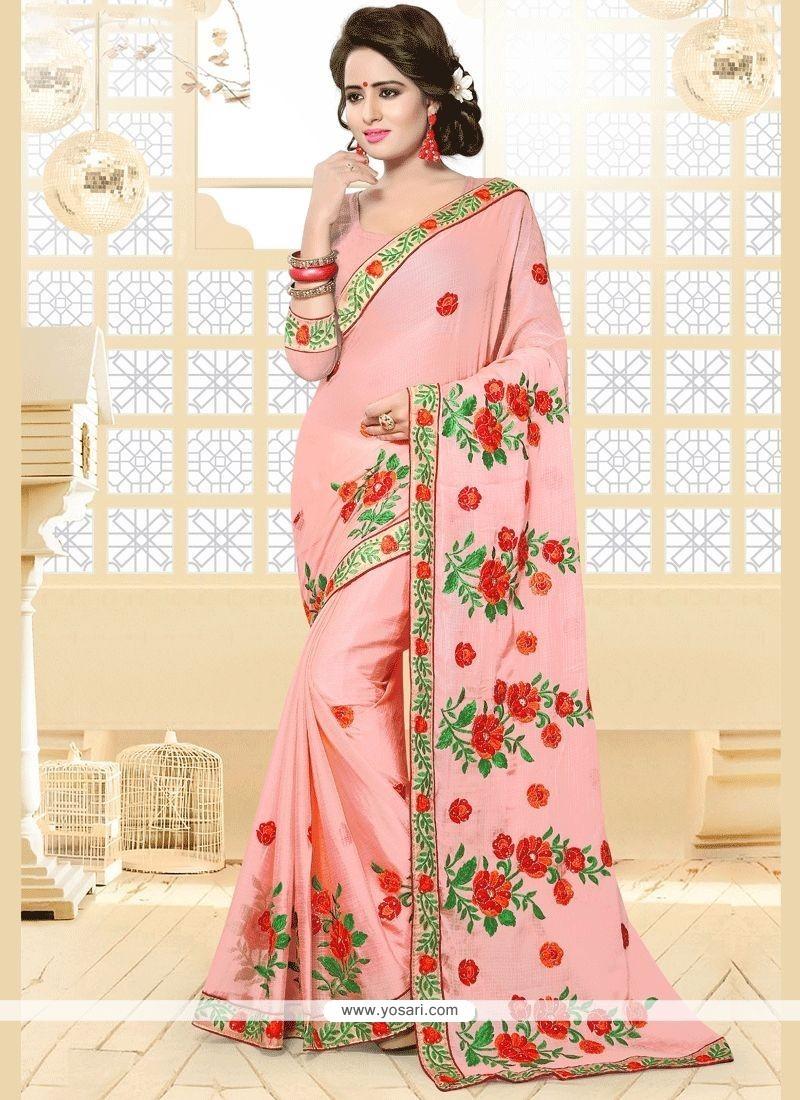 3c41f401ae Buy Fancy Fabric Patch Border Work Classic Designer Saree | Designer ...