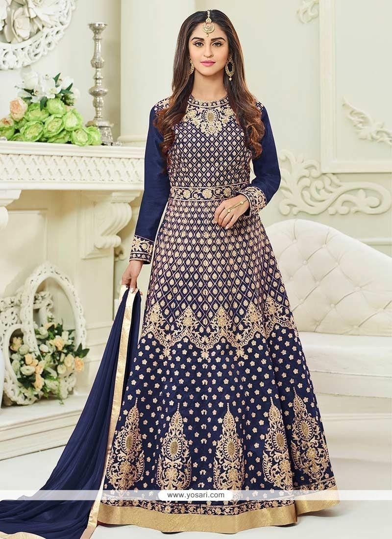 Floor Length Anarkali Dresses
