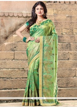 Zari Work Designer Traditional Saree