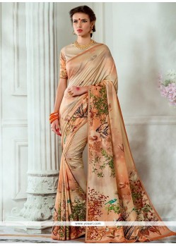 Multi Colour Tussar Silk Traditional Saree