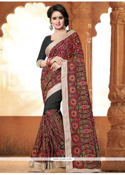 Classic Designer Saree For Bridal