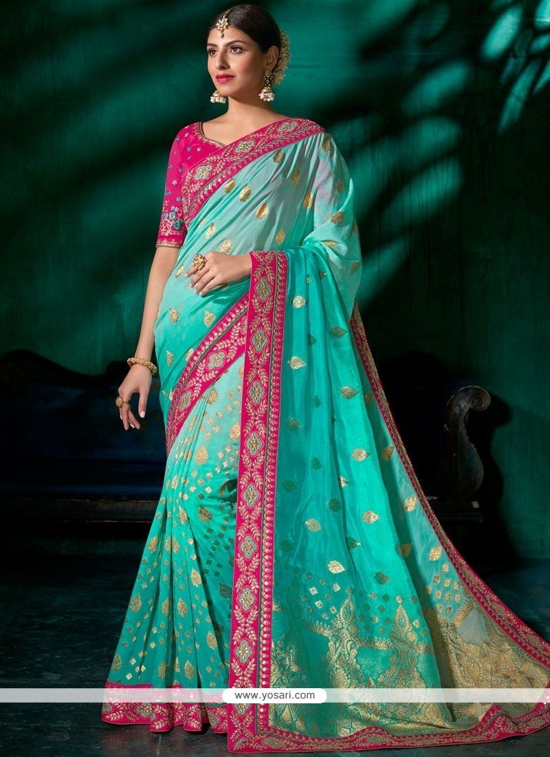 Buy Viscose Traditional Designer Saree | Wedding Sarees