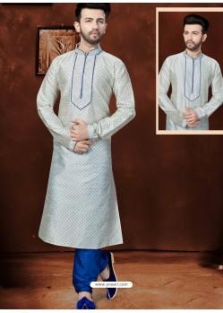 Classic Off White Kurta Pajama