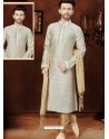 Outstanding Off White Kurta Pajama