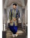 Magnificent Multi Colour Sherwani