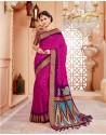 Astounding Rani Art Silk Saree