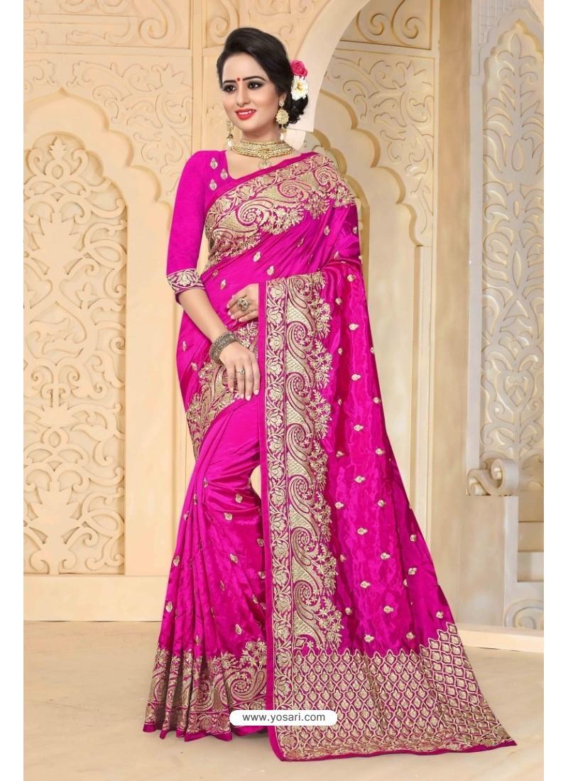 Fabulose Rani Zoya Art Silk Saree