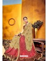Extraordinary Beige Weight Less Casual Saree