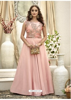 Perfect Baby Pink Gown