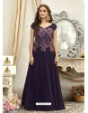 Observable Purple Gown
