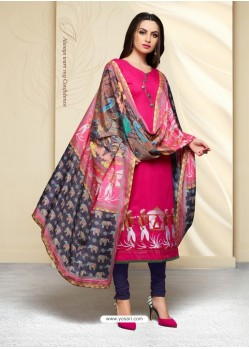 Rani Cotton Printed Suit