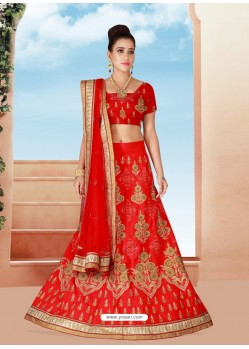Latest Embroidered Bridal Lehenga Choli