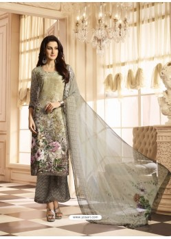 Ravisihing Multi Colour Sorer Crepe Digital Printed Designer Palazzo Suit