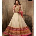 Colorful Anarkali Suit
