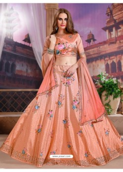 270e55e270 Buy Awesome Sea Green Heavy Embroidered Party Wear Lehenga | Party ...