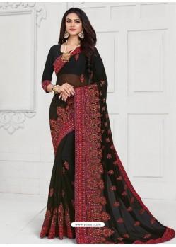 Black Designer Georgette Sari