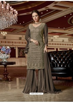 Coffee Designer Georgette Sharara Suit