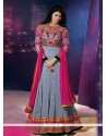 Imposing Georgette Anarkali Suit