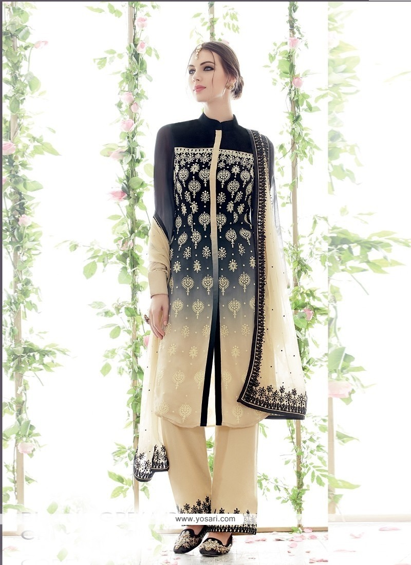 Beautiful Pure Georgette Salwar Suit