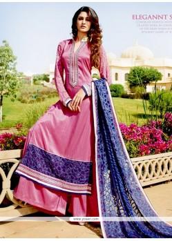 Ravishing Tussar Silk Designer Palazzo Suit