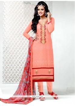 Fascinating Cotton Designer Salwar Suit