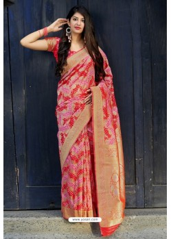 Multi Colour Party Wear Designer Embroidered Sari