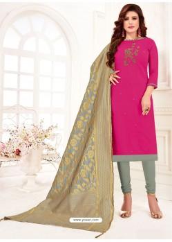 Rani Designer Party Wear Readymade Churidar Salwar Suit