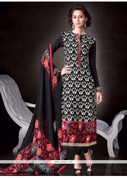 Elegant Print Work Designer Pakistani Salwar Suit