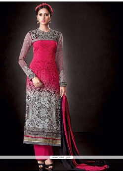 Splendid Pink Designer Pakistani Suit