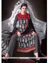 Perfervid Print Work Designer Pakistani Salwar Suit
