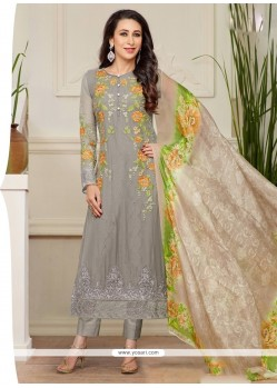 Karishma Kapoor Georgette Designer Salwar Kameez