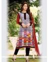 Astounding Georgette Grey Salwar Kameez