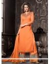 Paramount Georgette Resham Work Designer Palazzo Salwar Suit