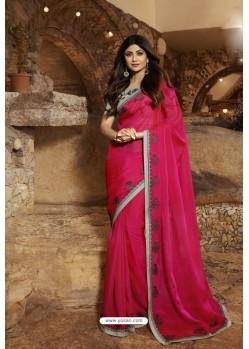 Rani Barfi Silk Designer Saree