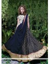 Hypnotic Resham Work Designer Gown