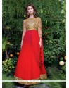 Peppy Net Designer Gown