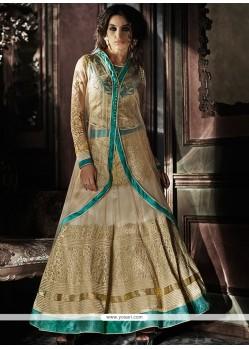 Flamboyant Net Designer Lehenga Choli