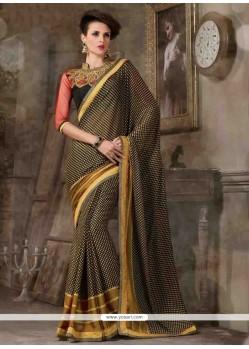 Glorious Designer Saree For Festival