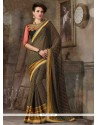 Glorious Designer Saree For Festival