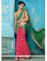Wonderous Georgette Designer Traditional Sarees