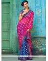 Sterling Lace Work Designer Traditional Sarees