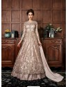 Golden Designer Indo Western Style Suit