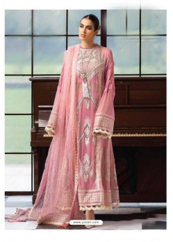 Pink Latest Heavy Designer Pakistani Style Salwar Suit