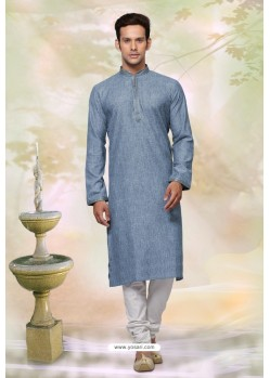 Pigeon Readymade Khadi Cotton Designer Kurta Pajama For Men