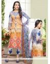 Karishma Kapoor Cotton Satin Designer Suit